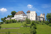 Lenzburg castle — Stock Photo