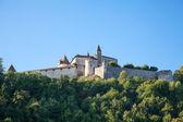 Chateau Gruyere — Stock Photo