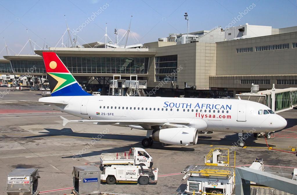 Flughafen Johannesburg Johannesburg Redaktionelles
