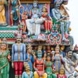 Hindu temple in Singapore — Stock Photo #26319197