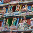 Hindu temple in Singapore — Stock Photo #26319203