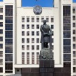 Parliament building in Minsk. Belarus — Stock Photo #26319573