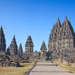 Hindu temple Prambanan — Stock Photo #26319777