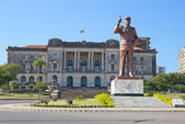 City hall in Maputo, Mozambique — Fotografia Stock