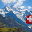 Stock Photo: Jungfrau mount