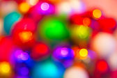 Defocused ligths — Stock Photo