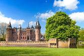 замок де хаар — Стоковое фото