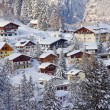 Winter in alps — Stock Photo #34706355