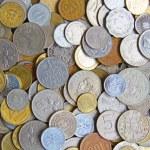International coins — Stock Photo #34706365