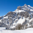 Winter in the alps — Stock Photo #34706531