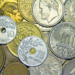 Greek Coins — Stock Photo