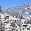 Winter in alps — Stock Photo #34706783