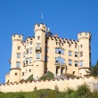 Hohenschwangau castle — Stock Photo #34707087