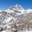 Stockfoto: Winter in alps