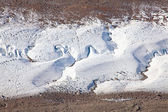 Melting glaciers — 图库照片