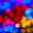 Defocused ligths — Stock Photo #39127325