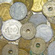 French Coins — Stockfoto