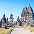 Hindu temple Prambanan — Stock Photo #39127631