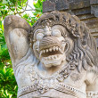 Traditional balinese sculpture — Stock Photo #39127749