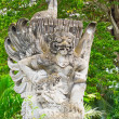 Traditional balinese sculpture — Stock Photo #39127895