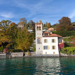 Stock Photo: Oberhofen village