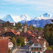 Stock Photo: Lake Thun