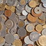 International coins — Stock Photo #39128405