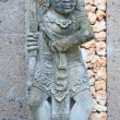 Stock Photo: Traditional balinese sculpture