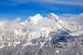 Rampa de esqui — Foto Stock