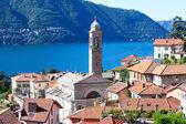 Lago di como — Foto Stock