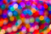 Colored lights — Stock Photo