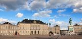 Amalienborg — Stock Photo