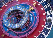 Orologio zodiacale a berna — Foto Stock