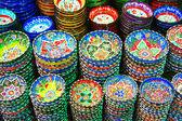 турецкая керамика — Стоковое фото