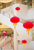 Lanterne cinesi — Foto Stock