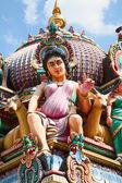 Hindu temple — Stock Photo