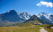 Jungfrau-regio — Stockfoto