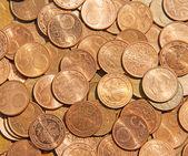 Moneda euro — Foto de Stock