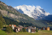 Região de Jungfrau — Fotografia Stock