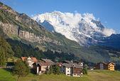 Jungfrau region — Stock fotografie