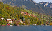 Lake Thun — Stock Photo