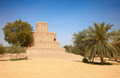 Jahili fort — Stock Photo
