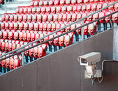 Stade de football — Photo