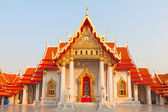 Marble temple — Stock Photo