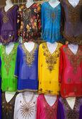 Dubai textile market — Foto Stock