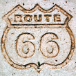 Stock Photo: Route 66-1