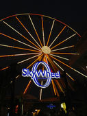 Sky Wheel Myrtle Beach — Stock Photo