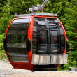 Stock Photo: Mountain Gondola