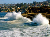 San Diego Coast — Stock Photo