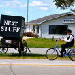 Stock Photo: Amish mand Neat Stuff